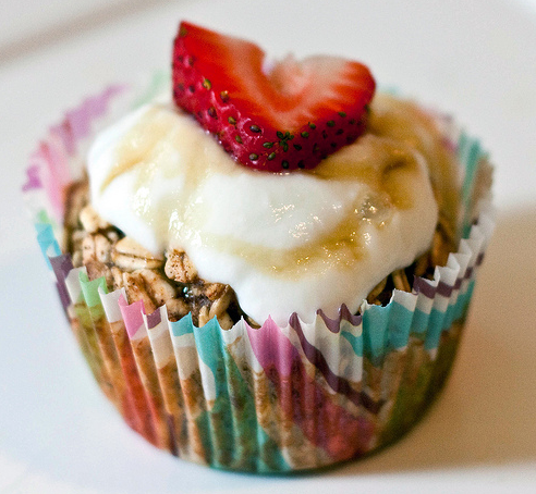 Easy Oats Cupcake Ideas